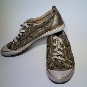 Women's Coach Barrett Shoes Size 10